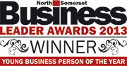 Young business person of the Year Winner 2013